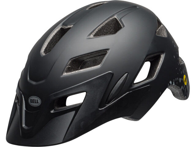 Bell Sidetrack MIPS Helmet Youth black/silver